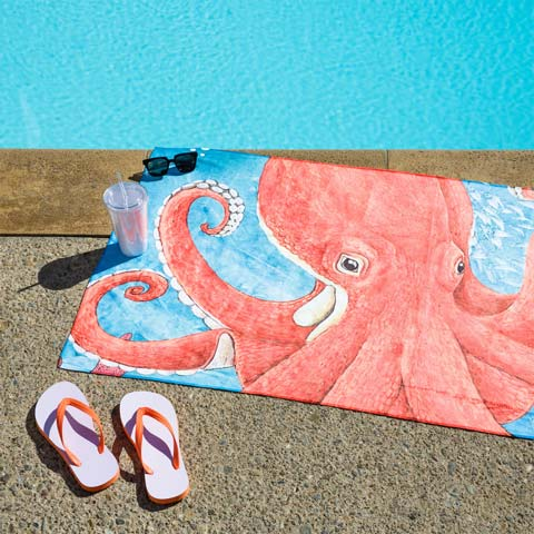 Summer Beach Towels
