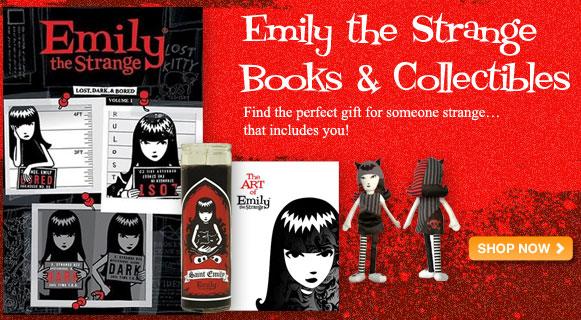 emily the strange books in order
